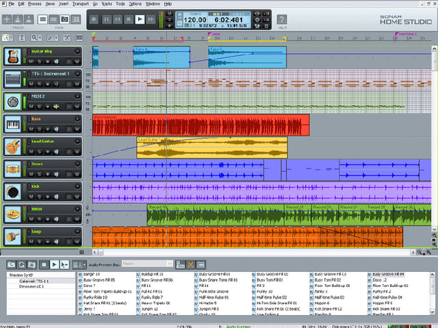 Sonar Home Studio 7 promises to be beginner-friendly.