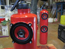 Fire extinguisher speaker mod looks great, sounds tinny?