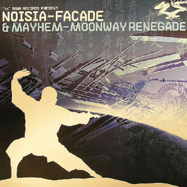 Noisia & Mayhem - Moonway Renegade