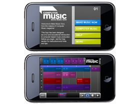 Computer Music releases free iPhone app