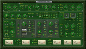 Wurr audio engineering greenmachine amp ii