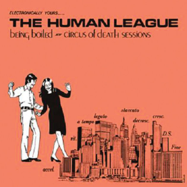 The Human League (Mk 1) - Being Boiled