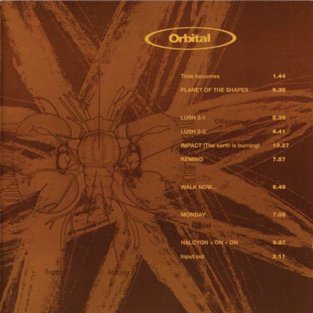 Orbital - Lush 3.1