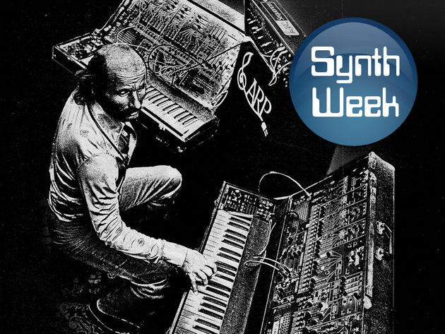 Weather Report's Joe Zawinul gets busy on the ARP 2600. Has this classic synth made our top 10?