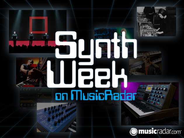 Synth week on musicradar