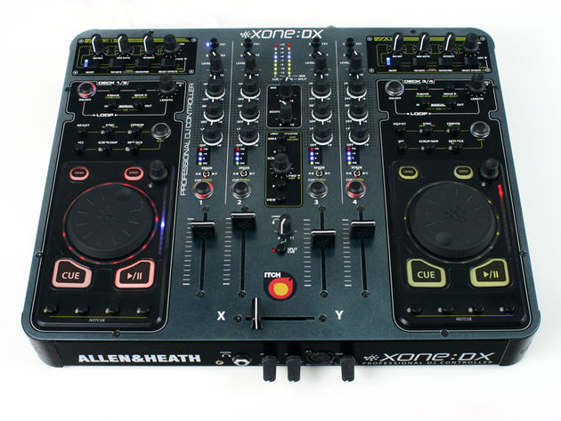 The Xone:DX can be used with all major DJing software.