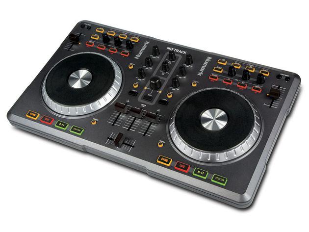 Numark Mixtrack/ Mixtrack Pro