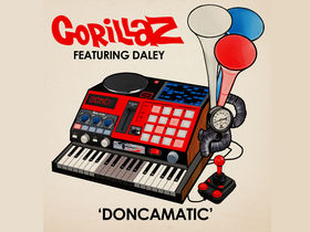 Gorillaz sample Korg founder on Doncamatic