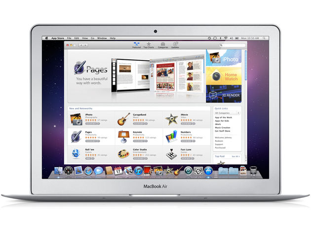 The new Mac App Store won't host all types of OS X software.