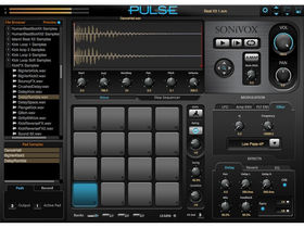 Sonivox previews Pulse groovebox