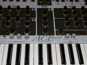 New hardware controller for u-he ACE VST plug-in