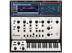 UPDATE: More info and a new pic of Arturia's SEM V VST synth