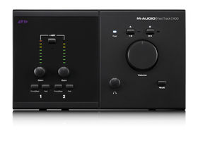 New M-Audio Fast Track audio interfaces: C400 and C600