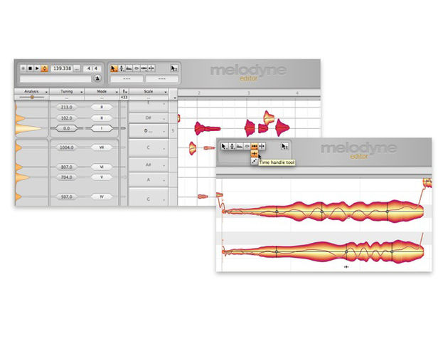 Melodyne Editor 2: now with Scale Detective.