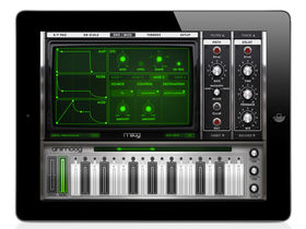 Moog iPad synth: Animoog released