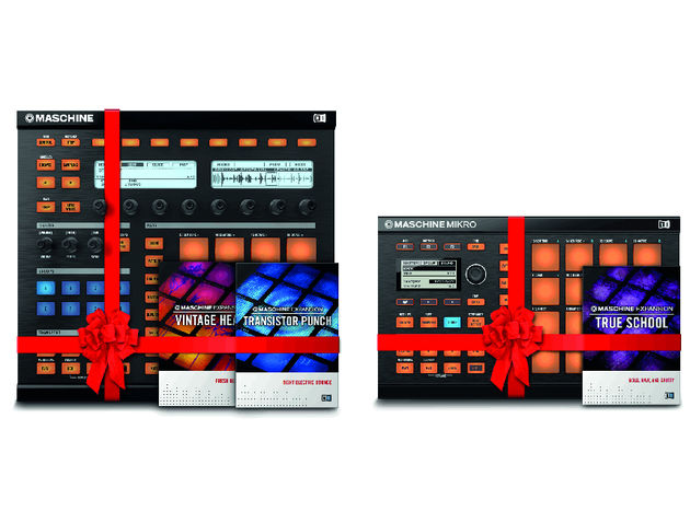 Buy Maschine now and get a free gift!