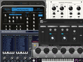 VST/AU plug-in instrument/effect round-up: Week 25