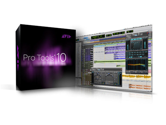 Pro Tools 10: available right now.
