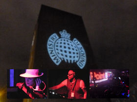 Video: Marc Vedo at the DJ Top 100 at Ministry Of Sound