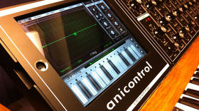 Animoog hardware iPad synth