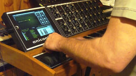 Animoog hardware controller video