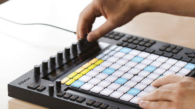 Push is soon to be shoved out of Ableton's door.