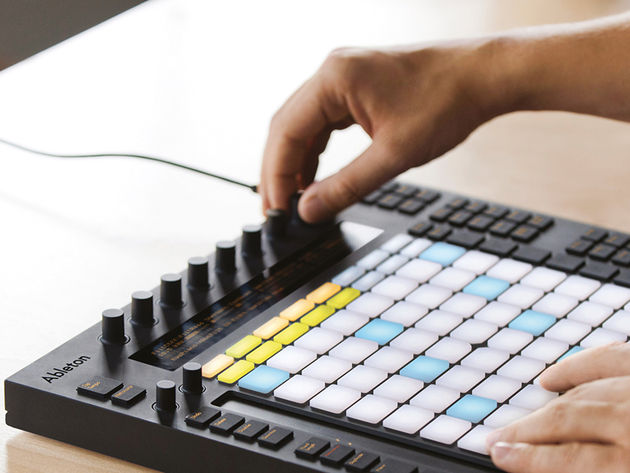 Ableton Push video demo