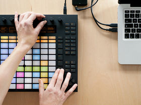 Ableton Push: new Live 9 MIDI controller for writing and performing music