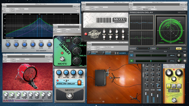 DP8 comes with plenty of new plug-ins.