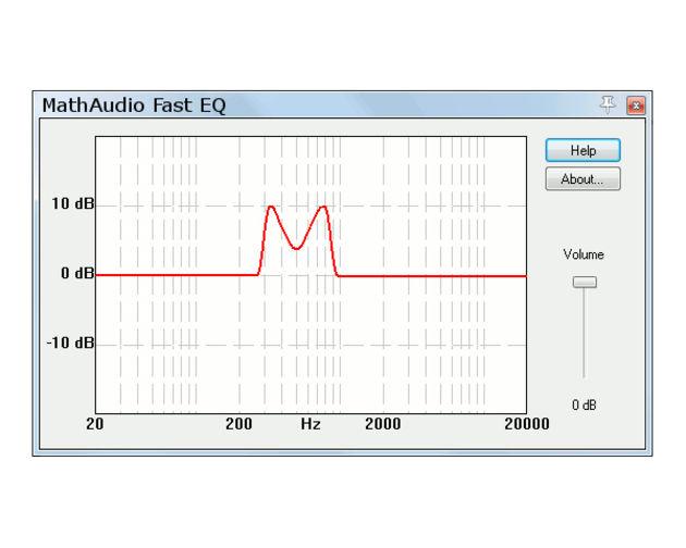 MathAudio Fast EQ