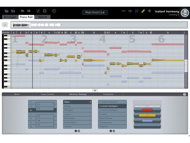 zplane.development vielklang Instant Harmony 2