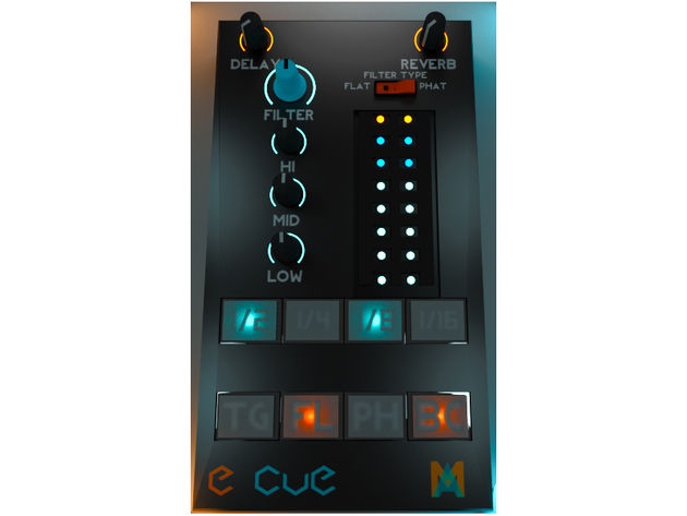 Mecha Audio E Cue