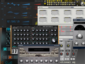 VST/AU plug-in instrument/effect round-up: Week 56