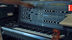 Lord Synthesizers Skywave video demo