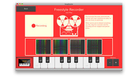 SongStarter freestyle recorder