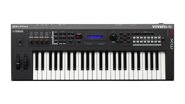 The MX49: use it as a synth, audio interface and controller.