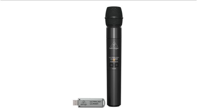 Will Behringer's new remote mic get you singing?