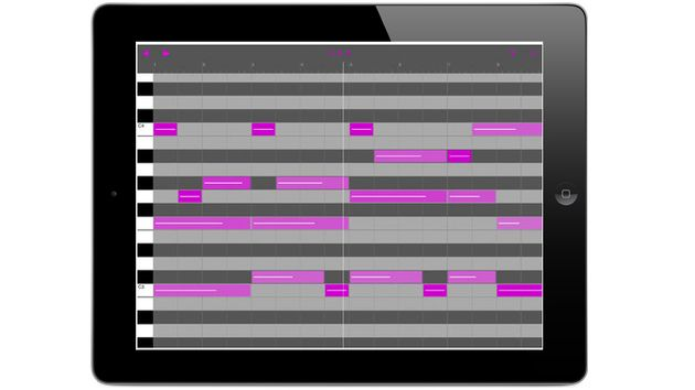 MIDI Editor: simple by name, simple by nature