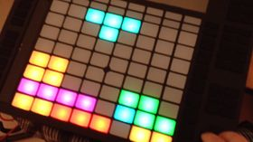 Play Tetris on your Ableton Push