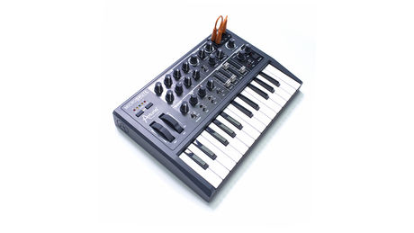 The MicroBrute is based on the MiniBrute.