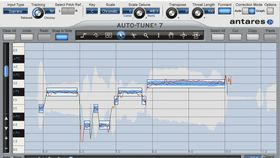 Antares upgrades Auto-Tune 7