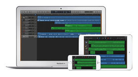 Apple updates GarageBand for Mac and iOS