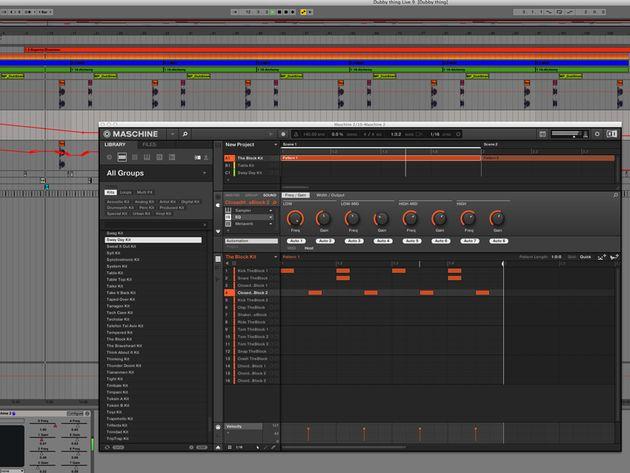 MIDI/host automation