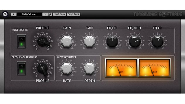 Tonebytes Tape Noise: if you want some 'wow' on your tracks, it could be worth a flutter...