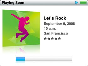 "Apple ""Let's Rock"" event confirmed for September 9"