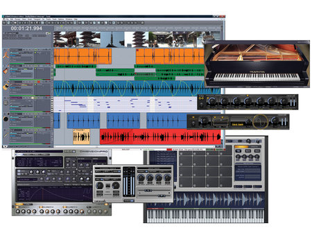 Cakewalk sonar 8 producer