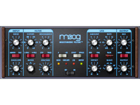 Moog filter comes to UAD systems
