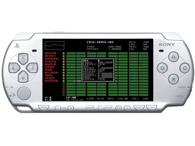 The PSP is more than just a gaming machine.