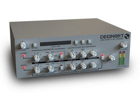 Decimort gives you the sound of a hardware sampler