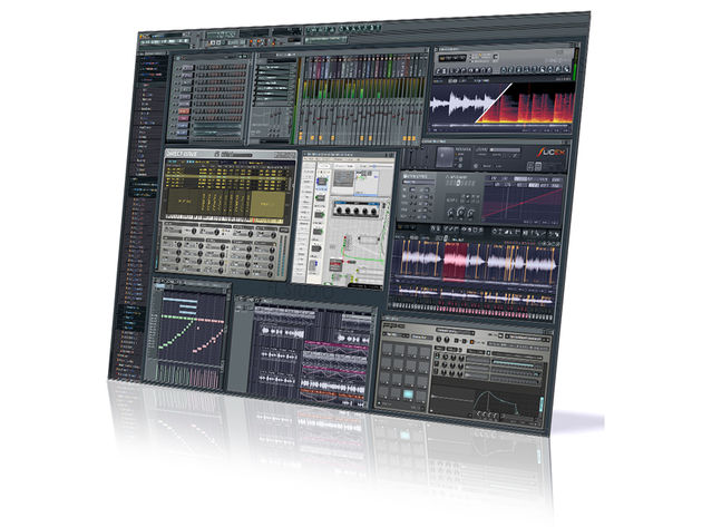 FL Studio 9 features more than 350 changes.
